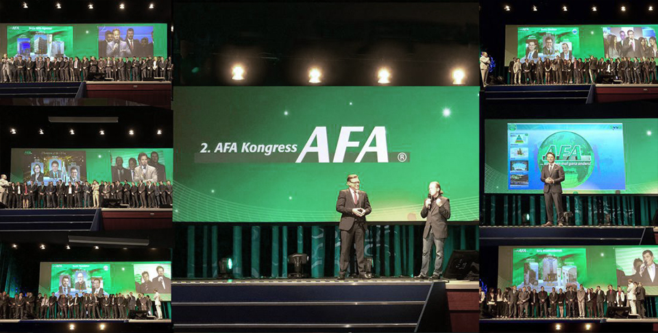2. AFA-Kongress 2015 mit Joey Kelly
